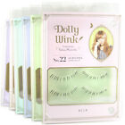 Koji Japan Dolly Wink Tsubasa Eyelash Kit (2 pairs) in Clear Band - New