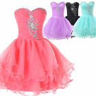 Hot Formal Homecoming Short Mini Prom Dresses Cocktail Ball Evening Party Dress