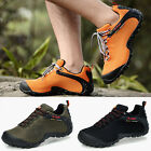 Men's sneakers Korean breathable mesh hiking shoes Running sports Shoes WX0009