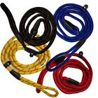 "70"" Strap Strong Nylon Rope Pet Dog Slip Training Leash Walking Lead Collar"