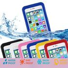 "Case For iPhone 6 6+ Plus 4.7"" 5.5"" Waterproof Shockproof Hard Touch Cover Skin"