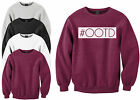 #OOTD SWEATSHIRT OUTFIT OF THE DAY PRINTED SWEAT SHIRT HIPSTER SWAG