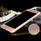 "Sparkle Bling Full Body Decal Skin Sticker Wrap DIY For Apple iPhone 6 4.7"" inch"