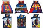 Set Lit Simple FC Barcelona FCB Football Club Official Housse Couette Oreiller