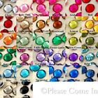 5mm Rhinestones Flatback Gem Scrapbooking/Card Making/Wedding Invitation