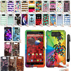 For Motorola Droid MAXX XT1080M XT1080 Art Design TPU SILICONE Case Cover + Pen
