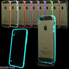 Glow In The Dark Luminous Clear Back Transparent Case For New Apple iPhone 6
