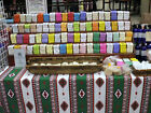 Handmade Goat Milk soap, PATCHOULI strong and hip! Best Seller!