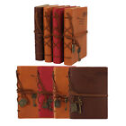 160 Page Classic Vintage Leather Blank Pages Journal Diary Notebook SBU