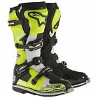 Alpinestars Tech 8 RS Boots Yellow / Black / White All SIzes