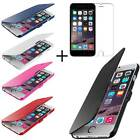 "New For Apple iPhone 6 4.7"" Magnetic Flip Leather Hard Pouch Wallet Case Cover"