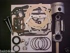 For Kohler K241 engine a 10hp Master rebuild kit complete w/free tune up, valves