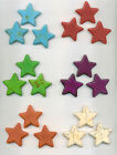 Turquoise Magnesite Large Star Focal Pendant Beads 40mm