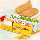 Chic Lovely Cartoon Sitting Animals Pattern Useful Stick Marker Post-it Notes