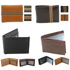 Moda Essentials Men's Genuine Leather Wallet Assorted Styles