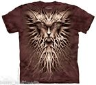 Dark Roots Shirt, Green Man, Earth King, fantasy shirt, beltane, Mountain Brand