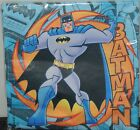Batman party items Napkins, Table cover,party bags etc FREE POSTAGE