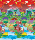 Prince Lionheart PLAY MAT CITY & ABC/DINOSAUR/FARM Toddler/Child Toy/Gift BN