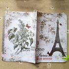 Chic Cute Lovely Patterns Floral Passport Holder Cover Identity Document Folder