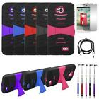 Phone Case For LG Pulse / Realm Heavy Duty Cover Stand USB Charger Film Stylus