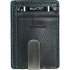 Buxton RFID Front Pocket Money Clip 2 Colors Mens Wallet NEW