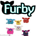 OFFICIAL 6 INCH VELBOA FURBY SOFT STUFFED TOY IN A RANGE OF COLOURS - UK SELLER