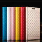 For Samsung Galaxy Note 4 LUXURY SLIM Flip Stand Skin Case Cover 6 Color GFY