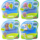 Fisher- Price Bubble Guppies Rolling Figures With Ramp 2 PACK