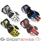 IXON RS PRO HP MOTORCYCLE BIKE RACING CE APPROVED SPORTS VENTED ARMOURED GLOVES