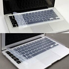 "Universal 14"" 15"" Laptop Pc Notebook Silicone Keyboard Protector Skin Cover"