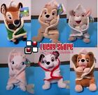 Animal Friends Peluche Disney Copertina Nuovo Originale Marie Bambi Vagabondo