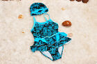 IMAKA New Swim Beachwear Cuter Baby Girls Swimsuit Skirt Swimwear SZ*2-11Y 63903