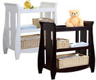 Tutti Bambini KATIE C20 SHELF CHANGER Baby Changing Table Nursery Furniture BN