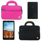 KOZMICC Neoprene Carrying Sleeve Pouch Case Cover for Verizon Ellipsis 8 Tablet