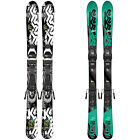 K2 Indy All Terrain Junior Ski + Marker Fastrack 2 Bind. -Kinder Skiset
