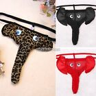 Men Elephant Underwear Pouch Briefs Thongs Funny G-string Lover Gift Hot sexy