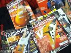 Lotes 5 Revistas Guitarrista + CD hasta num 70