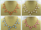 New Fashion Elegant Charm Sweet Cute Flower Choker Party/Bridal women's Necklace