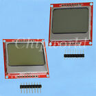 Nokia 5110 LCD Module with White and blue backlight adapter PCB 84X48 84*48