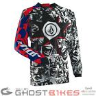 THOR 2014 PHASE S14 YOUTH VOLCOM PARADOX RACE SHIRT JUNIOR KIDS MOTOCROSS JERSEY