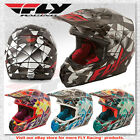 Fly Racing Formula Facet Offroad Motocross MX Helmet