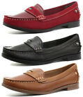 New Hush Puppies Iris Sloan Womens Loafer Shoes ALL SIZES AND COLOURS