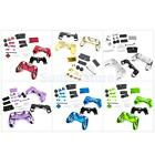 Metal Plated Full Housing Shell Case Kit for Sony PS4 Wireless Controller 6Color