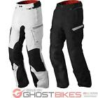 Rev It Sand 2 Motorcycle Trousers Textile Armoured Waterproof Pants All Weather