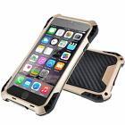 Outdoor Metal Glass gorilla Water Res. Phone Case Cover for iPhone 6, 6 plus USA