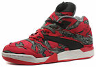 New Reebok Classic Court Victory Pump Red Unisex Trainers ALL SIZES