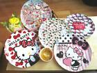 2 pcs of Hello Kitty Multipurpose Melamine Ware Plate Dish -5 Design Choices