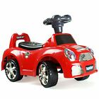 Bopster Kids Toddler Ride on Push along Sports Car 4 Styles New New
