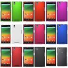 For ZTE ZMax Ultra Slim Thin Plastic Hard Protective Snap-On Cover Case Skin