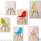 Eames Inspired Eiffel DSW Dining Plastic Chairs Lounge Office Retro Panton